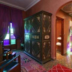 Отель Riad Atlas Quatre & Spa Марокко, Марракеш - отзывы, цены и фото номеров - забронировать отель Riad Atlas Quatre & Spa онлайн интерьер отеля