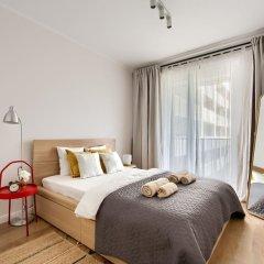 Отель P&O Apartments SOHO Factory Польша, Варшава - отзывы, цены и фото номеров - забронировать отель P&O Apartments SOHO Factory онлайн комната для гостей фото 5