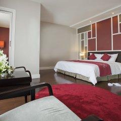Отель Royal Lotus Hotel Ha long Вьетнам, Халонг - отзывы, цены и фото номеров - забронировать отель Royal Lotus Hotel Ha long онлайн комната для гостей фото 5