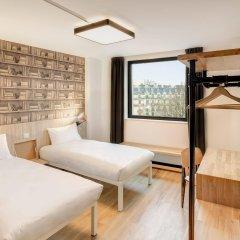 Отель Generator Paris Франция, Париж - 5 отзывов об отеле, цены и фото номеров - забронировать отель Generator Paris онлайн комната для гостей фото 4