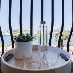 Отель Bayview Hotel by ST Hotels Мальта, Гзира - 4 отзыва об отеле, цены и фото номеров - забронировать отель Bayview Hotel by ST Hotels онлайн балкон