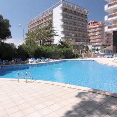 Hotel Blaumar бассейн