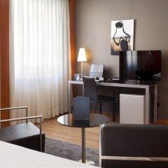 Отель AC Hotel Los Vascos by Marriott Испания, Мадрид - отзывы, цены и фото номеров - забронировать отель AC Hotel Los Vascos by Marriott онлайн комната для гостей фото 2