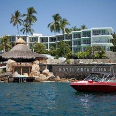 Отель Boca Chica Мексика, Акапулько - отзывы, цены и фото номеров - забронировать отель Boca Chica онлайн приотельная территория