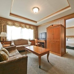 Nostalgia Hotel Сеул комната для гостей