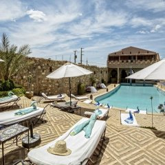 Отель Kasbah Le Mirage бассейн фото 3