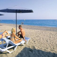Arinna Hotel пляж