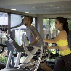 Отель Prana Resort Samui фитнесс-зал фото 3