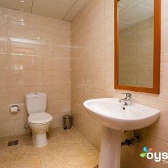 Отель Rolla Residence Hotel Apartment ОАЭ, Дубай - отзывы, цены и фото номеров - забронировать отель Rolla Residence Hotel Apartment онлайн ванная фото 2