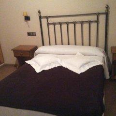 Отель Fonda Carrera сейф в номере