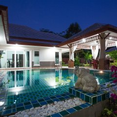Отель Thammachat P3 Vints No 130 3 Beds с домашними животными