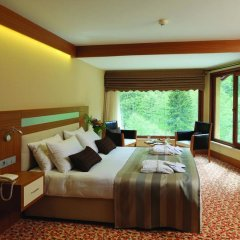 Kaçkar Resort Hotel комната для гостей фото 2