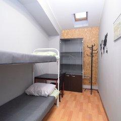 Хостел Лофт Москва комната для гостей фото 4