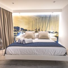 Отель Suite Quaroni комната для гостей фото 4