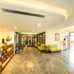 The Villa Hoi An Boutique Hotel интерьер отеля