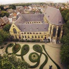 Отель Kruisherenhotel Maastricht Маастрихт спортивное сооружение