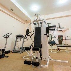 Отель Астра Алматы фитнесс-зал