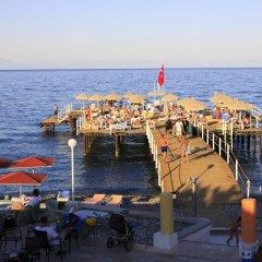 Отель Hydros Club Кемер приотельная территория