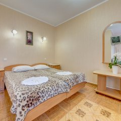 Гостевой дом Милотель Маргарита комната для гостей фото 3