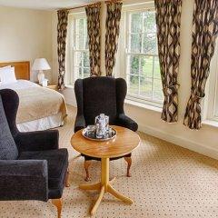 Отель Donnington Grove and Country Club с домашними животными