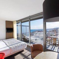 Отель Le Meridien Nice Франция, Ницца - 11 отзывов об отеле, цены и фото номеров - забронировать отель Le Meridien Nice онлайн балкон