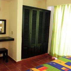 Отель Suites Plaza Del Rio Пуэрто-Вальярта удобства в номере
