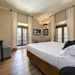 Отель Grand Hotel Cavour Италия, Флоренция - отзывы, цены и фото номеров - забронировать отель Grand Hotel Cavour онлайн комната для гостей фото 5