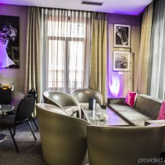AC Hotel Recoletos by Marriott гостиничный бар