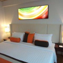 Отель Four Wings Бангкок комната для гостей фото 4