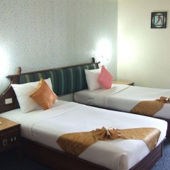 Ratchada City Hotel комната для гостей фото 4