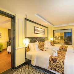 Отель Le Pavillon Hoi An Luxury Resort & Spa комната для гостей фото 5
