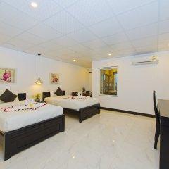Отель Hoi An Sunny Pool Villa комната для гостей фото 2