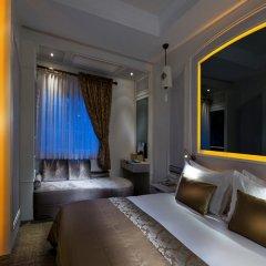Отель Yasmak Sultan 4* Стандартный номер с двуспальной кроватью фото 8