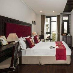 Отель Au Coeur dHanoi Boutique Hotel Вьетнам, Ханой - отзывы, цены и фото номеров - забронировать отель Au Coeur dHanoi Boutique Hotel онлайн комната для гостей фото 4