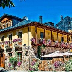Hotel Valle Del Silencio Понферрада фото 11