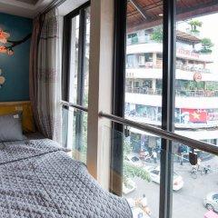Отель Skylake Homestay Ханой комната для гостей фото 2