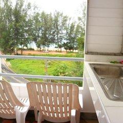 Отель Naithon Beach Mansion Таиланд, Такуа-Тунг - 1 отзыв об отеле, цены и фото номеров - забронировать отель Naithon Beach Mansion онлайн балкон