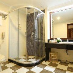 Отель Peony Wanpeng Hotel - Xiamen Китай, Сямынь - отзывы, цены и фото номеров - забронировать отель Peony Wanpeng Hotel - Xiamen онлайн ванная