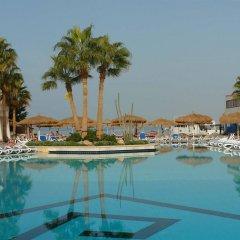 Отель Aqua Fun Club бассейн фото 2