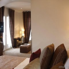 Отель Hôtel La Pérouse Франция, Ницца - 2 отзыва об отеле, цены и фото номеров - забронировать отель Hôtel La Pérouse онлайн комната для гостей фото 2