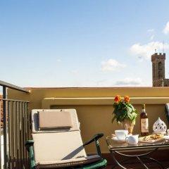 Апартаменты Dante Apartments балкон