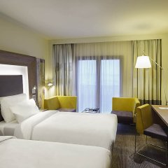 Отель Novotel Istanbul Bosphorus комната для гостей фото 2