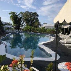 Отель Jamaica Palace Порт Антонио бассейн