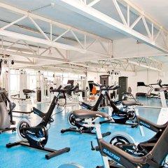 Отель Club Jandía Princess фитнесс-зал фото 2