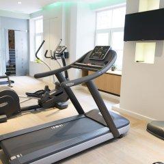 Hotel le Dixseptieme фитнесс-зал фото 4