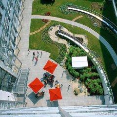 Hotel Novotel Suites Wien City Donau бассейн