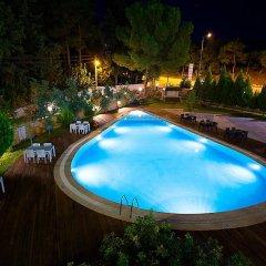 White Heaven Hotel Турция, Памуккале - 1 отзыв об отеле, цены и фото номеров - забронировать отель White Heaven Hotel онлайн бассейн фото 2