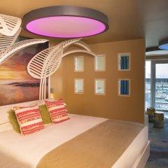 Отель Malmaison Brighton Брайтон комната для гостей фото 3