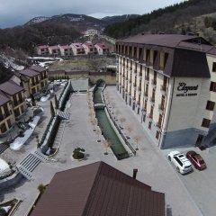 Отель Элегант(Цахкадзор) балкон