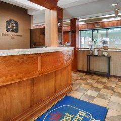 Отель Best Western Dunkirk & Fredonia Inn США, Дюнкерк - отзывы, цены и фото номеров - забронировать отель Best Western Dunkirk & Fredonia Inn онлайн питание фото 2